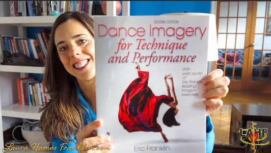 A rib-tickling excerpt from Eric's new book 'Dance Imagery for Technique & Performance'