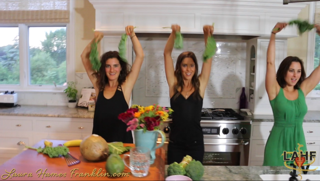 WeDanceDay: Shake Your Kale Feather