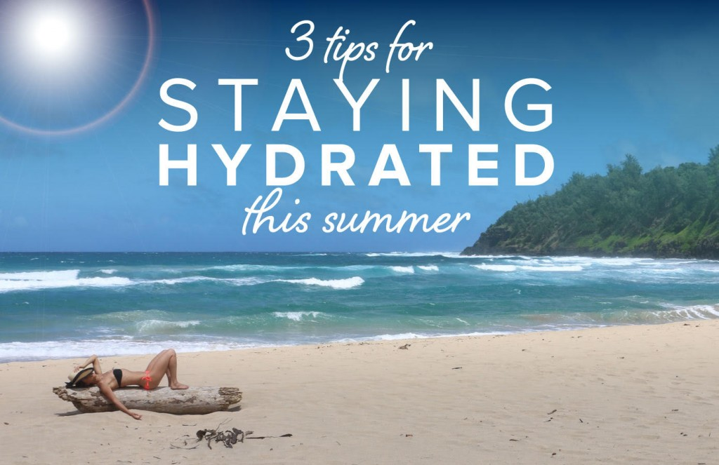 My Top Tips for Healthy Hydration