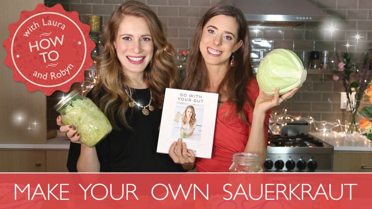 Make Your Own Sauerkraut!