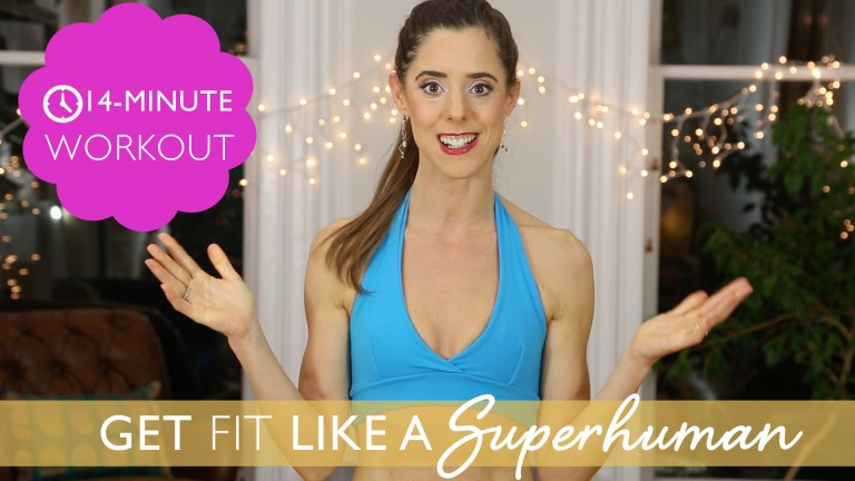 Free Fitness Video | 14-Minute Workout