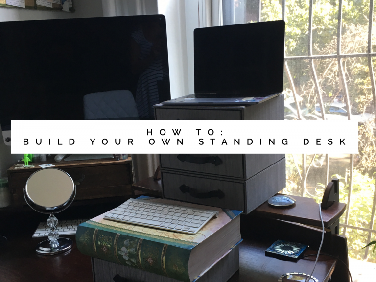 How To Make A Standing Desk