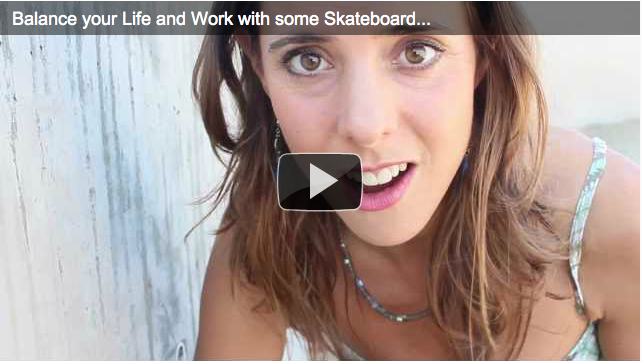 Balance Life & Work with some Skateboarding Philosophy!