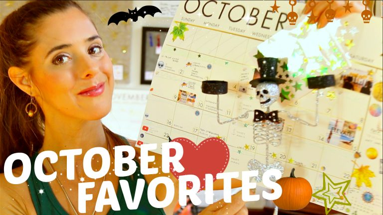 October 2016 Favorites