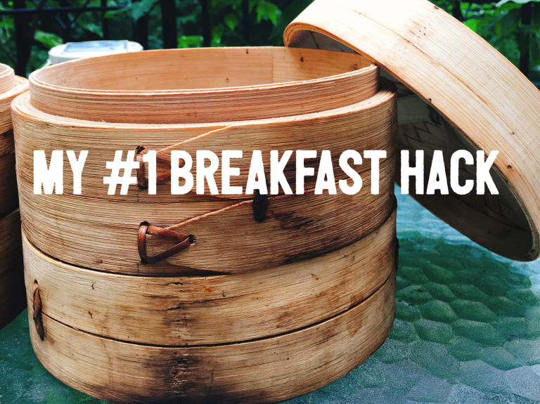 My #1 Breakfast Hack