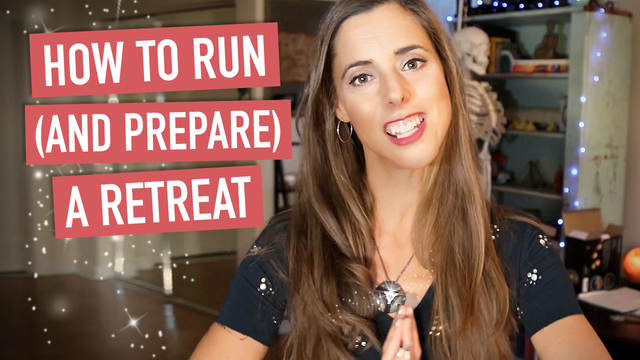 How To Run (and Prepare) a Retreat